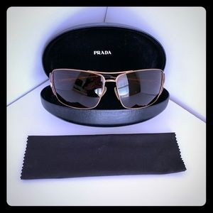 Prada Sunglasses 100% Authentic and gently used